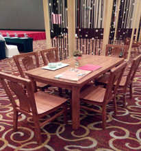 professional factory make bamboo furniture