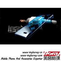 new style mobile phone leagoo lead 3 hot sale transparent mobile phone