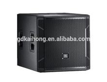 18 inch 500 watts STX818 professional 18 inch subwoofer speaker box pa loudspeaker
