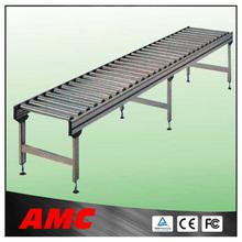 J-17 stainless steel roller conveyor for packaging line