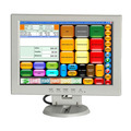 12'' touch monitor used in Entertainment