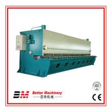 Widely used QC11Y 8x4000 cnc hydraulic cutter