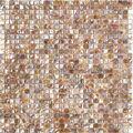 Fico gbk517 mosaico, blanco perla baldosas de vidrio