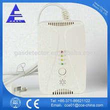 Butterfly Design Domestic Carbon Monoxide Gas Sensor Alarm