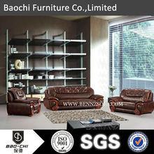 Baochi european leather sofa,home partition furniture,royal furniture bedroom sets italian bedroom set 721#