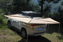 cheap aluminum car camping awning