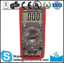UNI-T China Factory CE Guarantee Safety Rating General Digital Multimeter UT39C