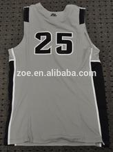 polyester american basketball jersey, basketball wear