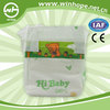 win hope babies age group and disposable diaper type A grade baby diapers manufacturer in China