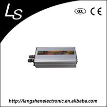 charge current adjustable 12/24v pure sine wave inverter 1200walt