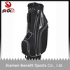 High quality factory price luxurious nylon golf stand bag