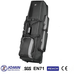 nylon oem golf bag, stands for golf bags with zipper