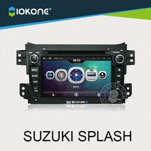 "7"" Touch screen car DVD Multimedia player GPS navigation for Suzuki SPLASH"