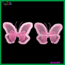 Fashion Hen Party Little Size Pink Butterfly Wing