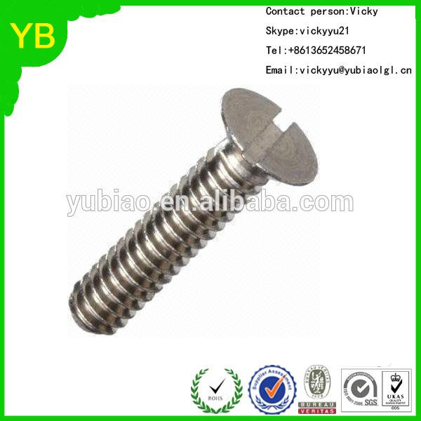 Head Lock Screws Full Thread Locking Screws