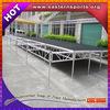 ESI Factory price 1x2m plywood platform aluminum stage frame
