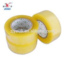 yellowish adhesive tape /packaging tape/bopp adhesive tape