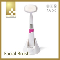 new products 2014 electric facial brush personal massager