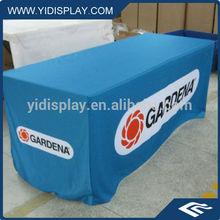 Custom Company logo printed table cloth