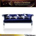 2014 modern hotel estofados violino sofá de couro PFS41031