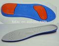 deportes de zapatos de moda de calzado plantillas de espuma de protección para los pies de la plantilla atlética