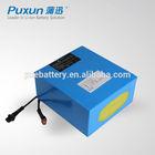 24V/36V/48V lithium golf battery
