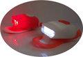 Venta al por mayor de la bicicleta eléctrica de la luz/accesorios moto/led bicicleta luz