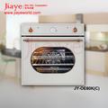 60cm estilo italiano de color blanco del horno perilla de metal con la aprobación del ce jy- oe60k( c)
