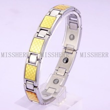 1 gram gold jewellery india stainless steel bracelet NSB030