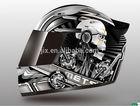 2014 DOT/ECE New full face motorcycle helmets cascos - DJ-11