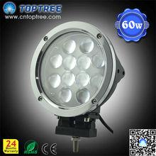 60W Cree LED Work Light Driving Spotlight LED Ring Light