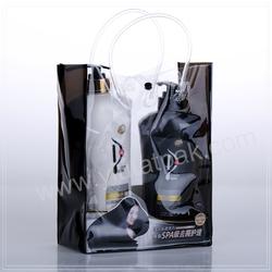 ES Audit facotry ,Hot Sale shampoo PVC Bag Gift bag Packaging bag