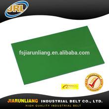 Diamond bottom PVC conveyor belts