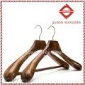 dl0891 antigüedades de lujo de madera para colgar ropa