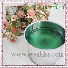 Waxkiss Tea tree glitter hair removal soft wax 400ml