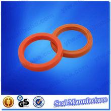 Custom Moulded PU material Hydraulic Rod Seal