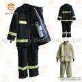 traje de extinción de incendios con 4 capas de la estructura material de aramida 469 la norma en la norma