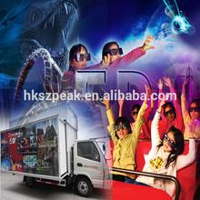 Amusement rides 5d 6d 7d 8d cinema 5D for sale