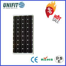 Price Per Watt Monocrystalline Silicon Solar Panel Pv Module With Low Price