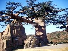 SJH100575 huge plastic pine tree artificial forest trees decorative pine tree