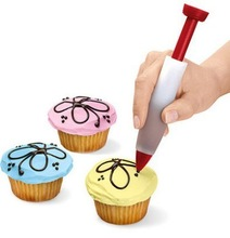 Cute Silicone Cake Decoration Tools, Silica GeL Cake Decoration Tip Pen