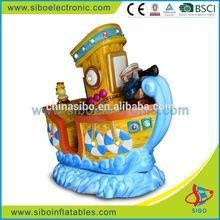 GM5699B kids electric toy happy game machines ship type games machine