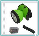 Brightness 2xAA plastic dry battery headlight