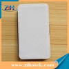 Sublimation leather case for Samsung NOTE 3,leather cell phone case for Samsung NOTE 3