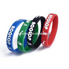 China Factory Supply Fashion Silicone Bracelet One Direction