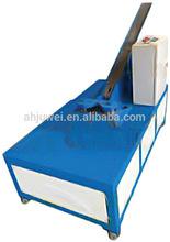 Corner auto assembly for rectangular duct pneumatic corner machine