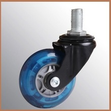 PU scooter caster wheel