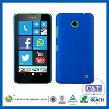 C&T Innovative plain phone case wholesale cell phone pc case for nokia lumia 630