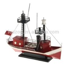 12cm*40cm*31cm Handcraft metal model boat model ship 828337