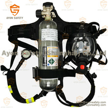 SCBA fire rescue Breathing Apparatus - Carbon fiber 3L-Ayonsafety